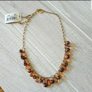 Cookie Lee Genuine Freshwater Pearl Necklace